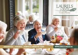 Laurels Lodge Care Home Web Brochure